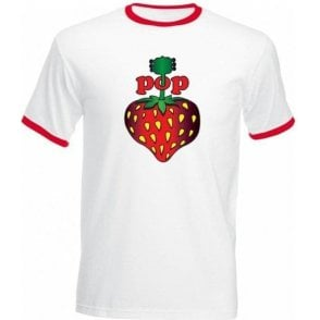 Pop Strawberry (As Worn By Steve Jones, Sex Pistols) Kids T-Shirt