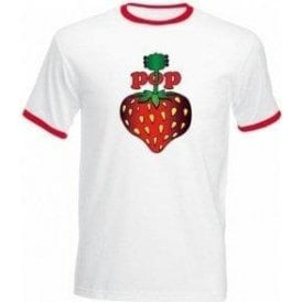 Pop Strawberry (As Worn By Steve Jones, Sex Pistols) Kids T-Shirt