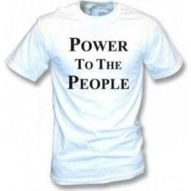 Power to the People (As worn by Ash) T-Shirt