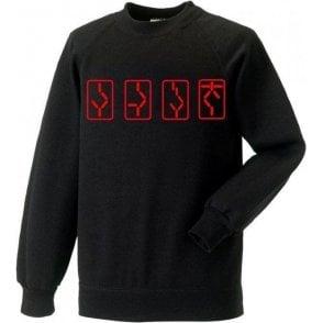 Predator Symbols Sweatshirt