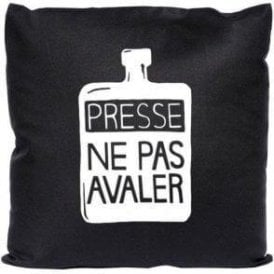 Presse Ne Pas Avaler (As Worn By Thom Yorke, Radiohead) Cushion