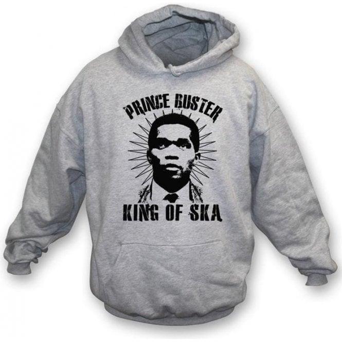 Prince Buster King of Ska Hooded Sweatshirt