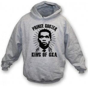 Prince Buster King of Ska Hooded Sweatshirt