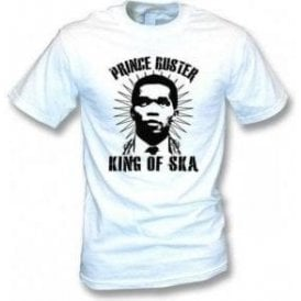 Prince Buster King of Ska Men's T-shirt