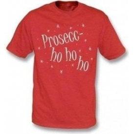 Prosecc-Ho Ho Ho T-Shirt
