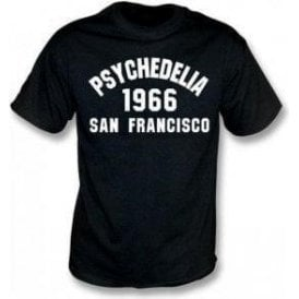 Psychedelia 1966 San Francisco T-Shirt