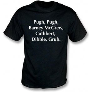 Pugh, Pugh, Barney McGrew (Inspired by Trumpton) Kids T-Shirt