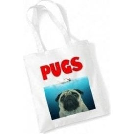 PUGS (JAWS Parody) Long Handle Bag