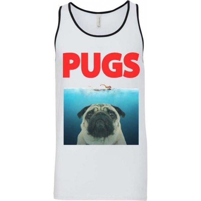 PUGS (JAWS Parody) Men's Tank Top