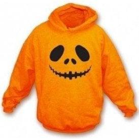 Pumpkin Face Hooded Sweatshirt