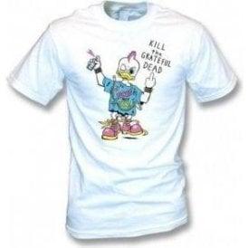 Punk Rock Duck T-shirt as worn by Kurt Cobain (Nirvana) Men's T-shirt