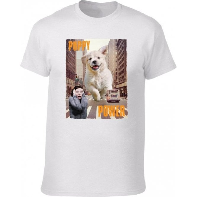 Puppy Power Kids T-Shirt