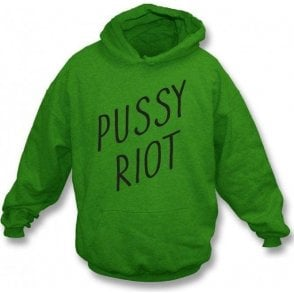 Pussy Riot (As Worn by Anthony Kiedis of Red Hot Chili Peppers) Hooded Sweatshirt