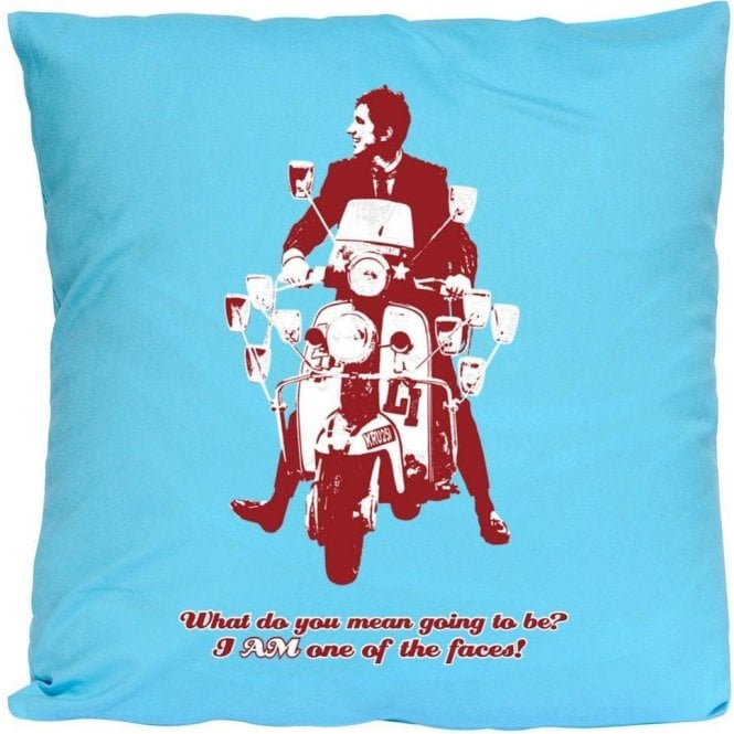 Quadrophenia Cushion