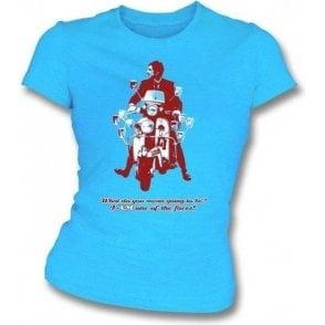 Quadrophenia Girl's Slim-Fit T-shirt