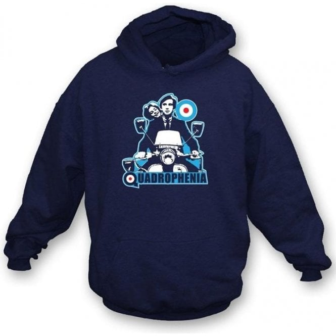 Quadrophenia Scooter Hooded Sweatshirt
