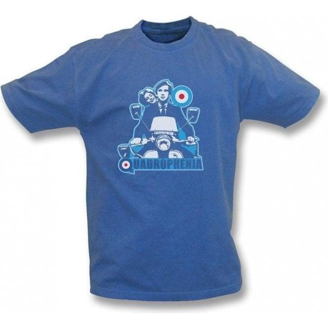 Quadrophenia Scooter Vintage Wash T-shirt