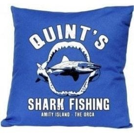 Quint's Shark Fishing Cushion