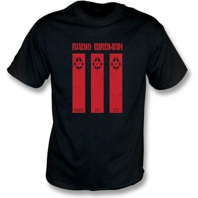 Radio Birdman Burn My Eye T-shirt