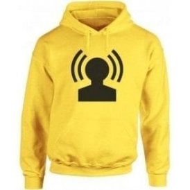 Radio Head (As Worn By Jonny Greenwood, Radiohead) Hooded Sweatshirt