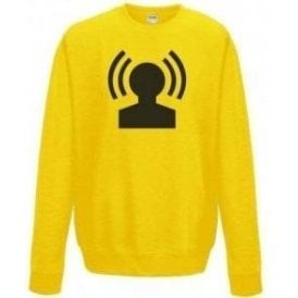 Radio Head (As Worn By Jonny Greenwood, Radiohead) Sweatshirt