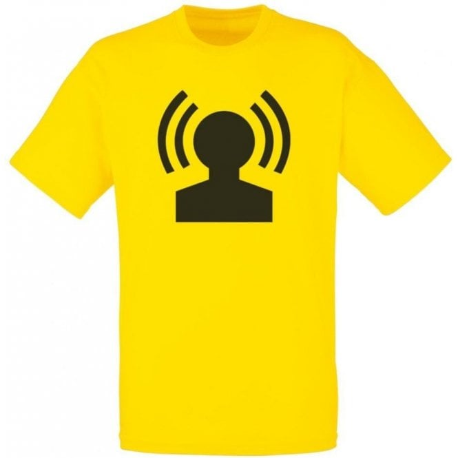 Radio Head (As Worn By Jonny Greenwood, Radiohead) T-Shirt