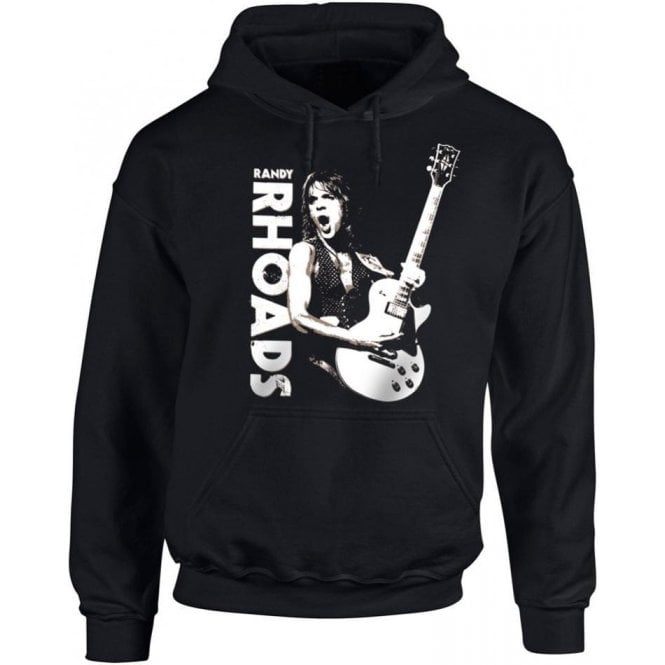 Randy Rhoads Tribute Hooded Sweatshirt