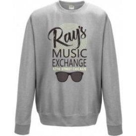 Ray's Music Exchange (Inspired by The Blues Brothers) Sweatshirt