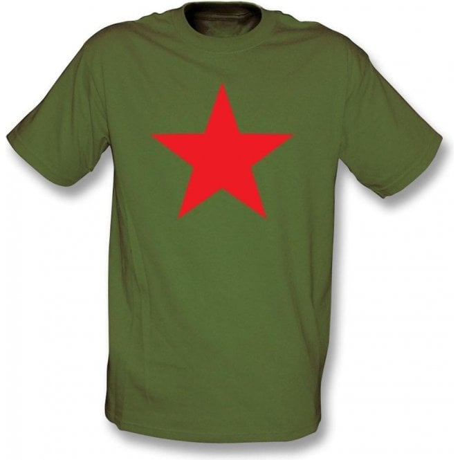Red Star (As worn by Michael Stipe of R.E.M) Children's T-shirt