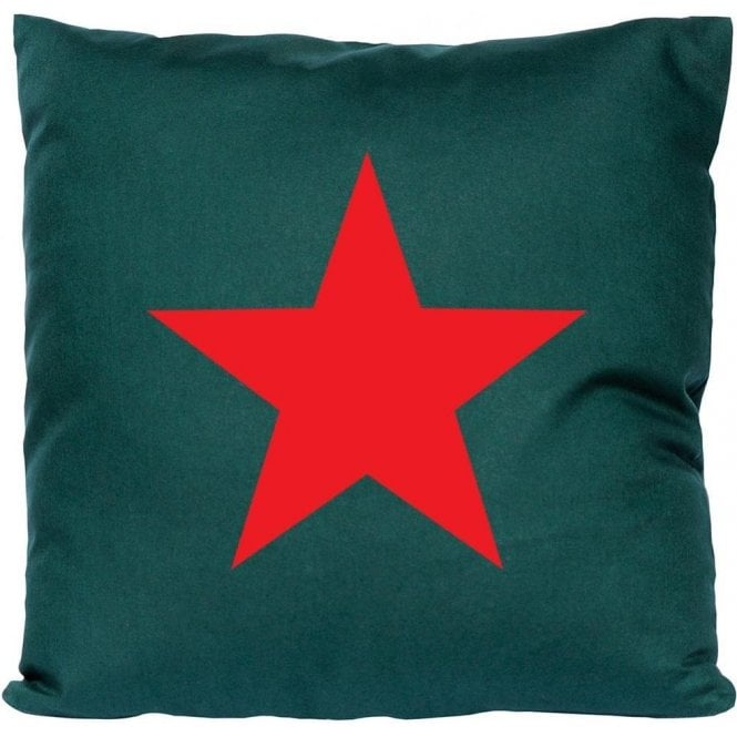 Red Star (As Worn By Michael Stipe, R.E.M.) Cushion