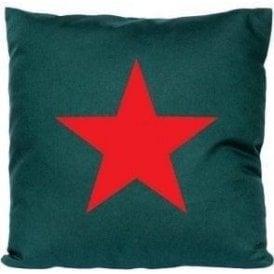 Red Star (As Worn By Michael Stipe, R.E.M.) Cushion