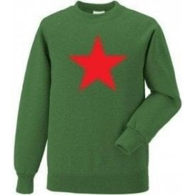 Red Star (As Worn By Michael Stipe, R.E.M.) Sweatshirt