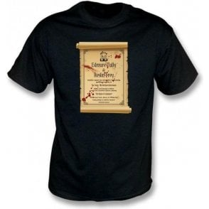 Red Wedding Invitation (Game of Thrones) T-Shirt