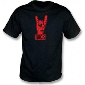 Rock Metal Black Children's T-shirt