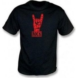 Rock Metal Black Children's T-shirt