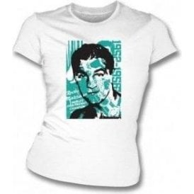 Rocky Marciano Champion (Boxing) Collage Women's Slimfit T-Shirt