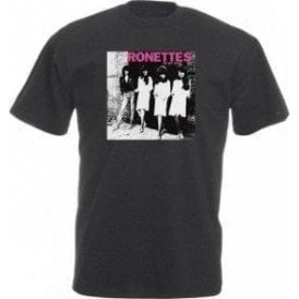 Ramones/Ronettes Rocket To Russia Vintage Wash T-Shirt