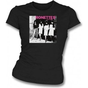 Ronettes - Be My Baby Womens Slim Fit T-Shirt