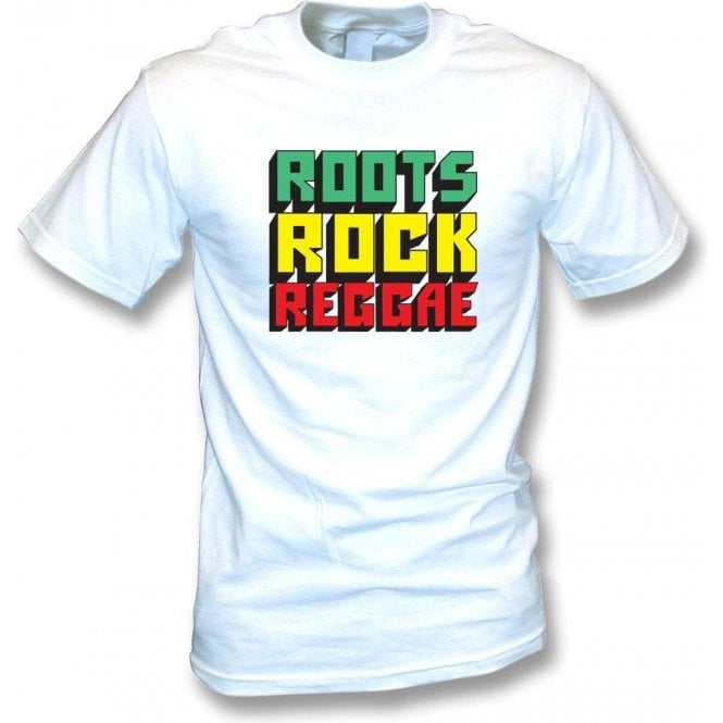 Roots, Rock, Reggae T-Shirt
