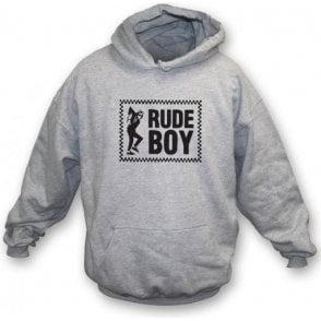 Rude Boy (The Specials) Hooded Sweatshirt