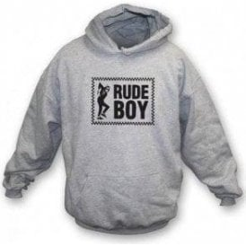 Rude Boy (The Specials) Hooded Sweatshirt
