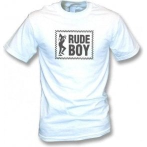 Rude Boy (The Specials) Vintage Wash T-shirt
