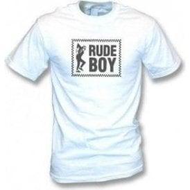 Rude Boy (The Specials) Vintage Wash T-shirt