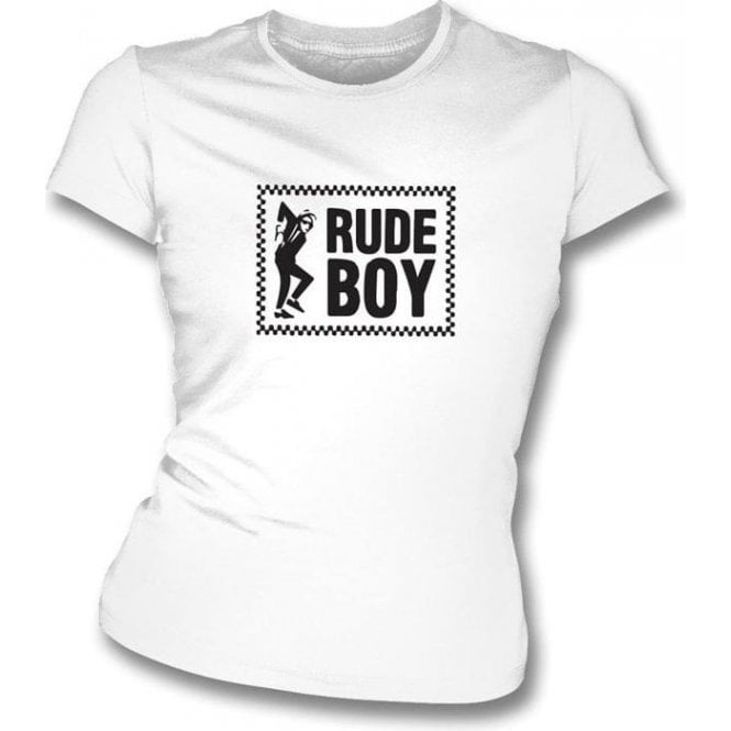 Rude Boy (The Specials) Womens Slimfit