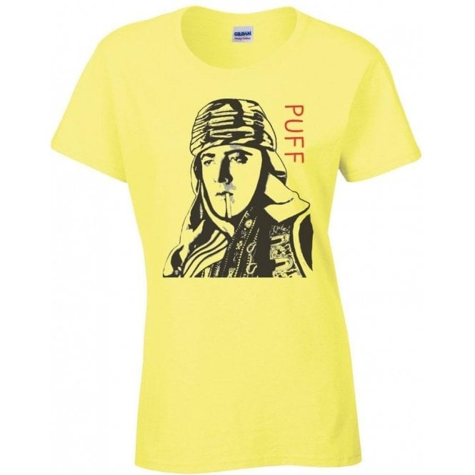 Rudolph Valentino (As Worn By Debbie Harry, Blondie) Womens Slim Fit T-Shirt