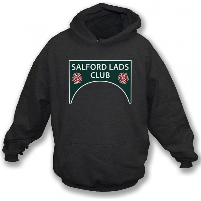 Salford Lads Club Kids Hooded Sweatshirt