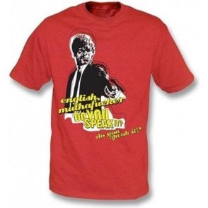 Samuel L. Jackson - Do You Speak It? (Pulp Fiction) T-Shirt