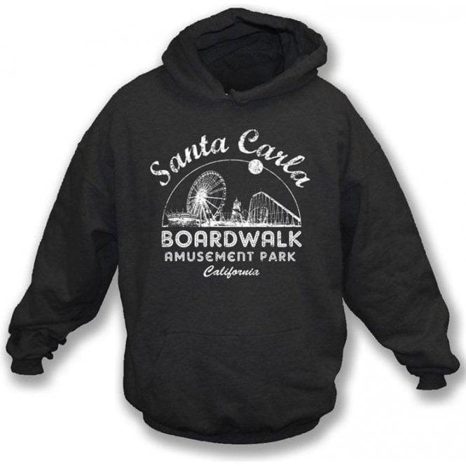 Santa Carla Amusement Park (Inspired by The Lost Boys) Hooded Sweatshirt