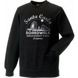 Santa Carla Amusement Park (Inspired by The Lost Boys) Sweatshirt