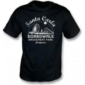 Santa Carla Amusement Park (The Lost Boys) T-shirt